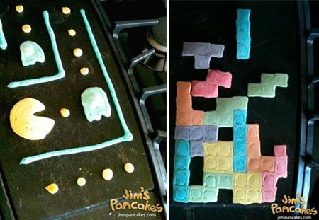Gaming Pancakes