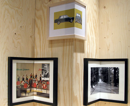 Corner Photo Frame