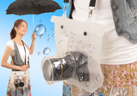 Transparent Camera Bag
