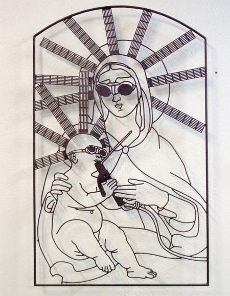 Baby Jesus Welder