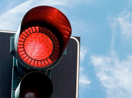 Countdown Stop Light