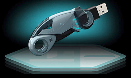 TRON USB Flash Drive