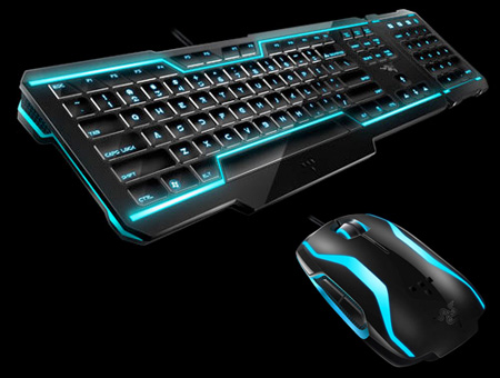TRON Keyboard and Mouse