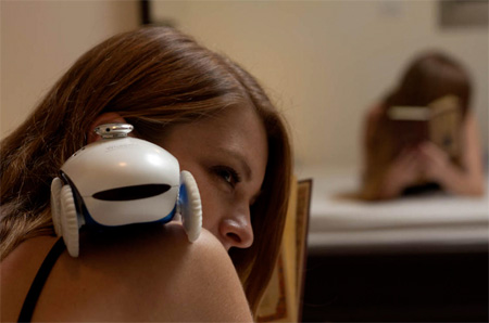WheeMe Massage Robot