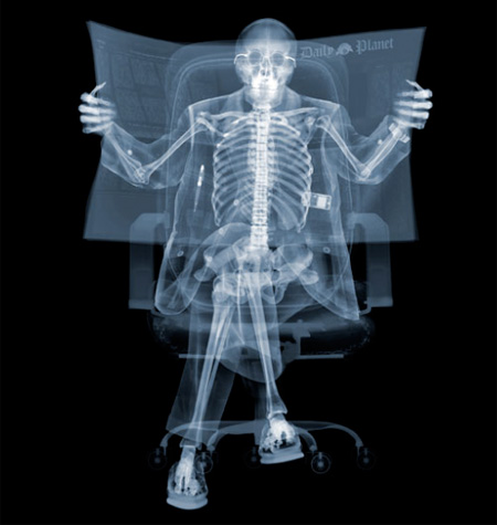 Amazing x ray photography for X ray painting
