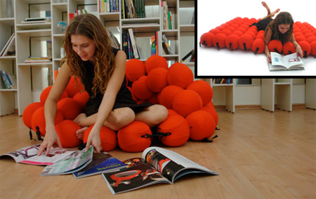 Ball Bed