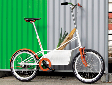Grocery Bicycle