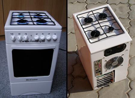 Oven Computer