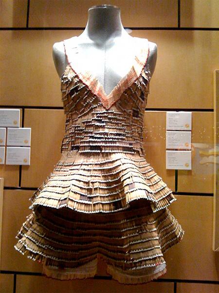 Matchstick Dress
