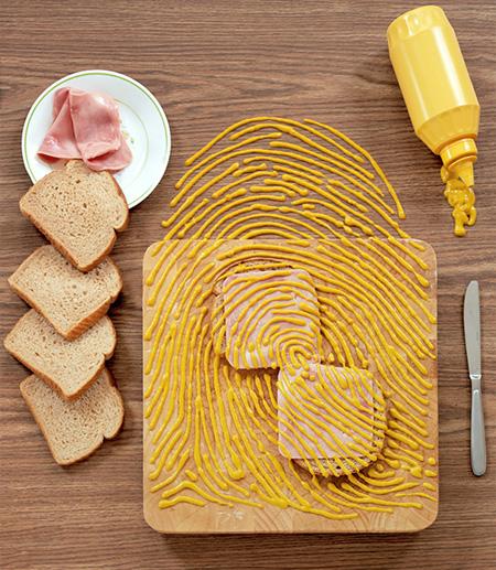 Mustard Fingerprint