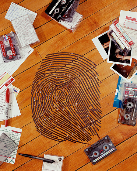 Cassette Tape Fingerprint