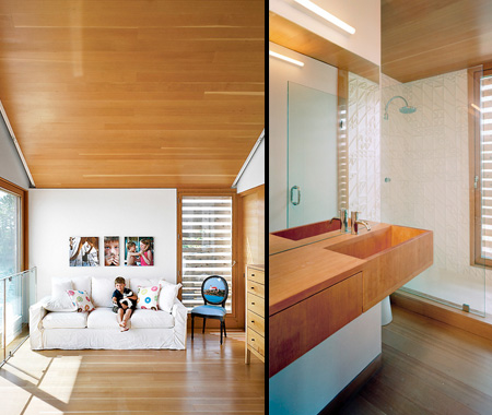 Floating Home Interior