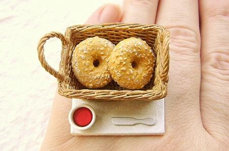Bagels Ring