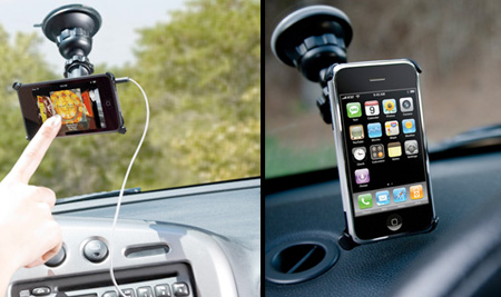 iPhone Windshield Mount