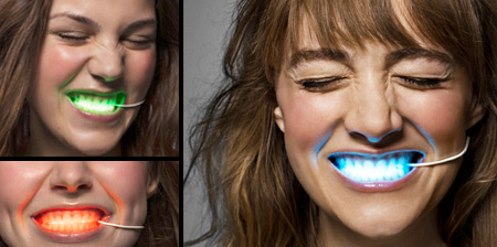 LED Lights for your Mouth