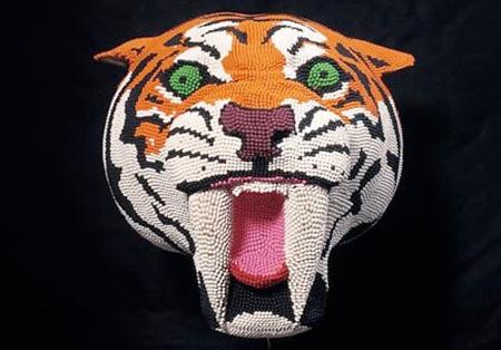 Matchstick Tiger