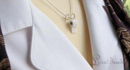 Toilet Paper Necklace