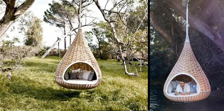 Giant Nest for your Backyard
