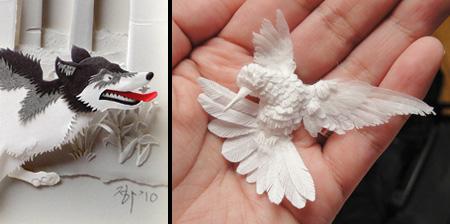 Incredible Paper Art
