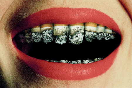 Smokers Teeth