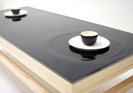 Ripple Tea Table