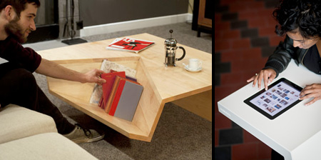 12 Unusual and Creative Tables