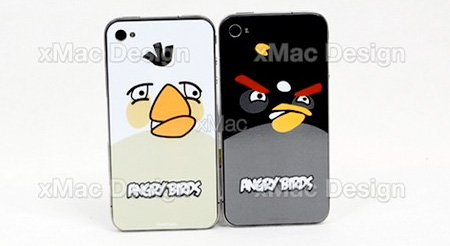 Angry Birds iPhone Stickers