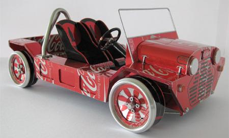 Coca-Cola Car
