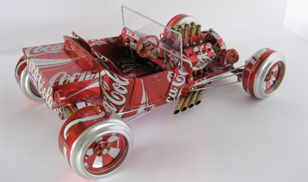 Coca-Cola Hot Rod