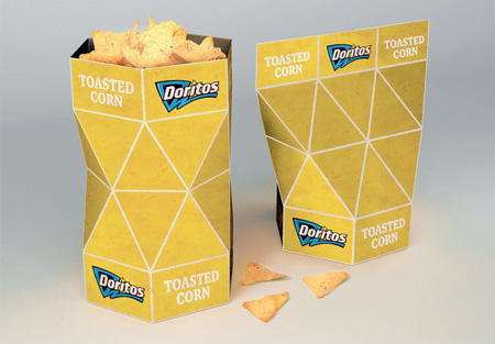 Doritos Packaging