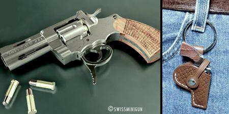 Worlds Smallest Gun