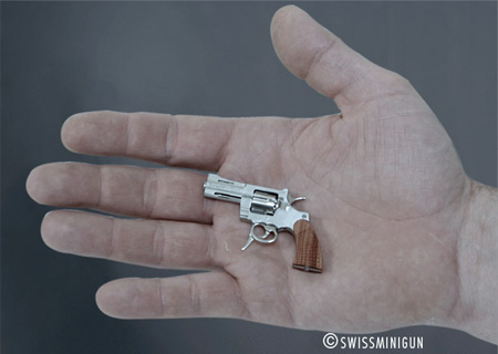 Worlds Smallest Handgun