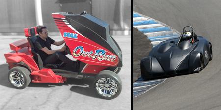 Cool and Unusual Go Karts