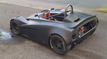 Palatov Motorsport Go Kart