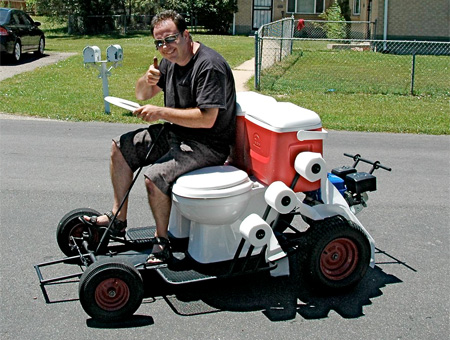 Cool And Unusual Go Karts