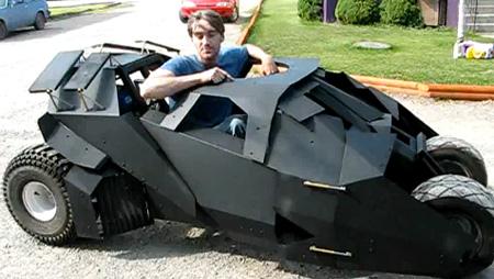 Tumbler Go Kart