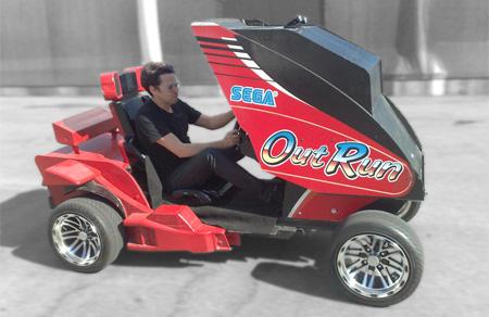 Arcade Go Kart