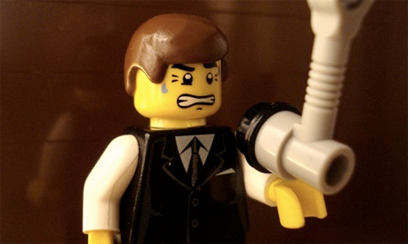 LEGO The Kings Speech
