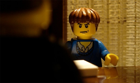 LEGO The Social Network