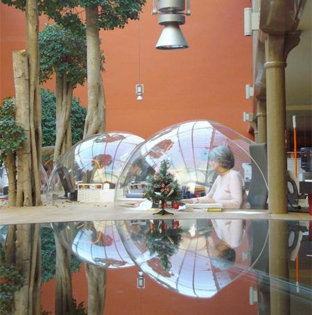 Bubble Office