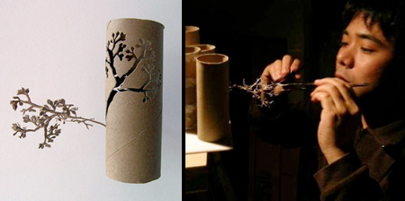 Toilet Paper Roll Trees
