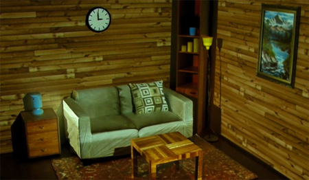 Digital Living Room