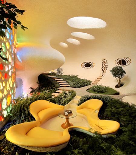 Nautilus House Interior