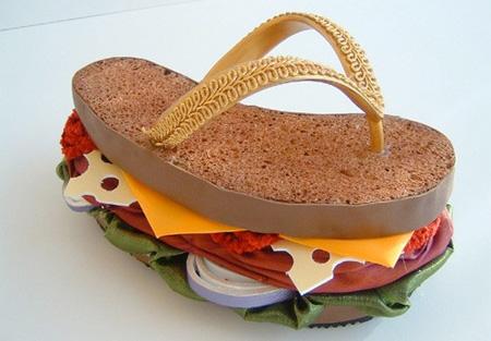 Sandwich Flip Flop