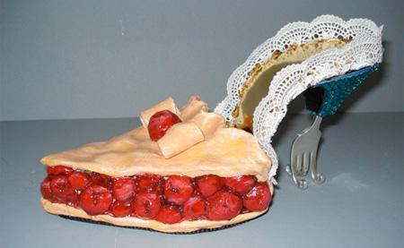 Cherry Pie Shoe