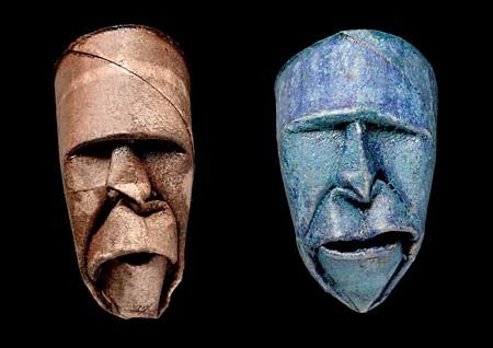 Toilet Paper Faces