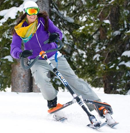 Ski Trikke