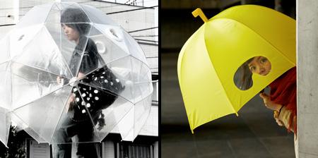 Unusual and Creative Umbrellas