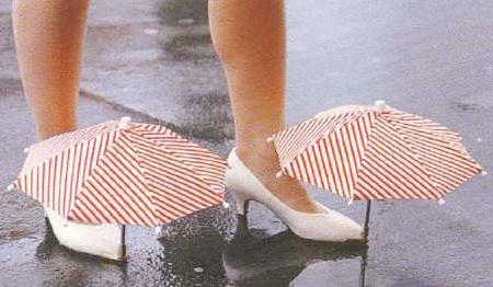 Shoe Umbrella