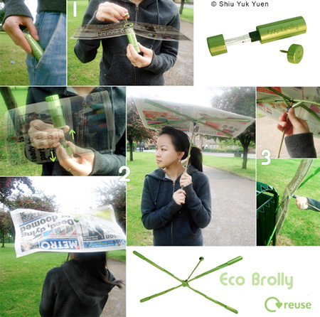 Eco Brolly Umbrella